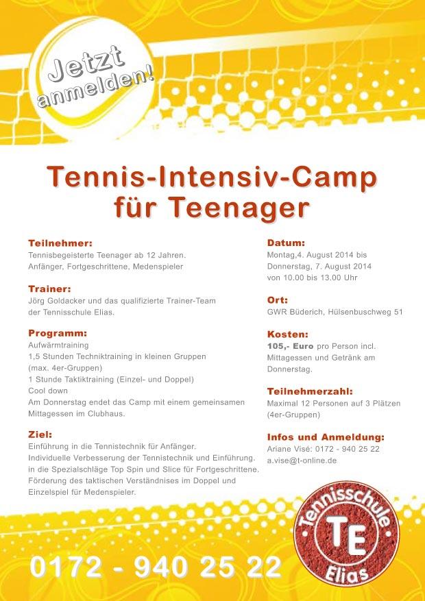 Camp-Teenager